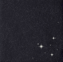 Ubrousek Dunilin® Brilliance černý 40 x 40 cm