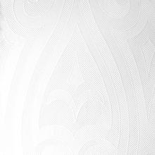 Ubrousek bílý Duni Elegance® Lily 10 ks, 40 x 40 cm