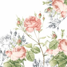 Ubrousky Garden Pride Dunisoft® 12 ks 40 x 40 cm