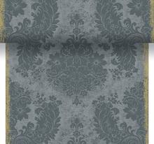 Šerpa na stůl šedá Royal Grey Dunicel® 0,4 m x 4,8 m