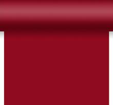 Šerpa na stůl bordová Dunicel® 0,4 m x 4,8 m