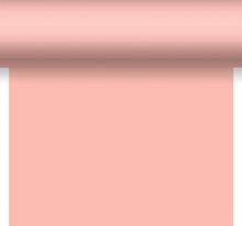 Šerpa na stůl světle růžová Dunicel®  0,4 m x 4,8 m