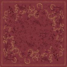 Napron dekorativní ubrus bordový Dunicel® 84 cm x 84 cm