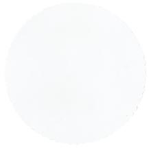 Dortová podložka 28 cm bílá