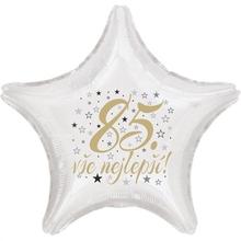 85. narozeniny balónek hvězda