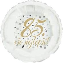 85. narozeniny balónek kruh