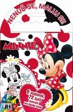 Omalovánky na cesty Minnie