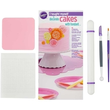 Dekorační sada na dort - Cakes