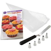 Dekorační sada na dort - Cupcakes