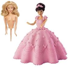 Zapichovací panenka - blondýnka