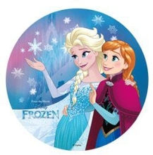 Jedlý papír Frozen 21cm