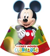 Mickey Mouse čepičky 6ks