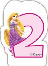 Princess svíčka na dort číslo 2