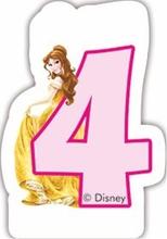Princess svíčka na dort číslo 4