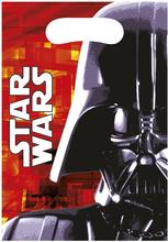 Star Wars taška 6ks 16,5cm x 23cm