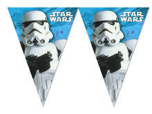 Star Wars vlajka 2,3m 9ks
