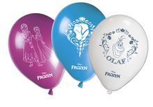 Frozen balónky 8ks 28cm