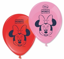 Minnie balónky 8ks 28cm