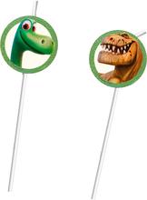 Hodný dinosaurus slámky na pití 6ks