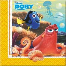 Hledá se Dory ubrousky 20ks 33x33cm