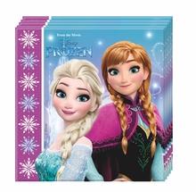 Frozen ubrousky 20ks 33x33cm 2-vrstvé