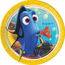 Hledá se Dory talíře 8ks 20cm