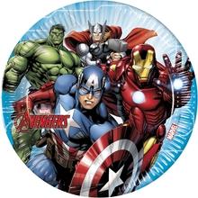 Avengers talíře 8 ks 23 cm