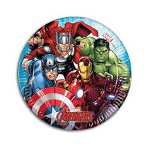 Avengers talíře 8ks 20cm