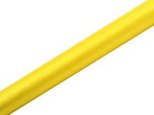 Organza žlutá 36 cm x 9 m
