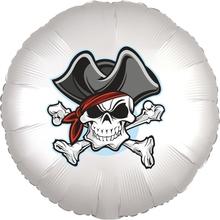 Balónek fóliový pirát 42cm