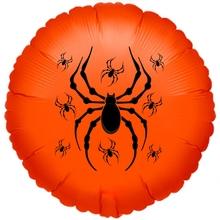 Balónek pavouk oranžový